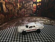 AW autoworld afx Ho slot car dodge 330 Bountyhunters waterslide decals