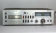 Vintage Realistic Tr-803 8 Track Dolby Player Recorder Tested. Works.