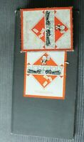 Vintage 1936 Classic Monopoly By J.Waddingtons Pat.No 3796-36  patent applied