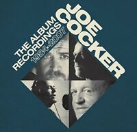 JOE COCKER - THE  ALBUM RECORDINGS 1984-2007  14 CD NEU
