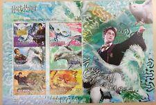 Taiwan- Harry Potter Sheetlet of 6 MNH