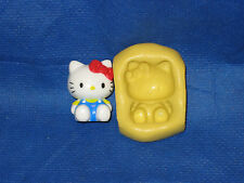 Cat Kitty Silicone Mold #20 For Chocolate Candy Resin Fimo Fondant Soap Candle