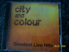 City And Colour - Greatest Live Hits New 2 CD Set