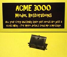 Gerry Anderson Dinky Thunderbird 2 106 Replacement Repro Black Pod Door