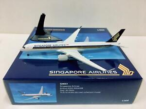 Herpa Wings Singapore Airlines Airbus A350-900XWB 1:500 9V-SMA 529051