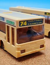 Wiking Models 22702 vintage1:87 scale Mercedes O405 Bus 2 PACK!