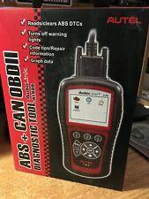 AUTEL AL609 OBD2 II Auto Diagnostic Scan Tool Scanner Code Reader ABS