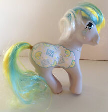 My Little Pony Pillow Talk G1 Twice As Fancy Slumber Party Gift Vtg 1987 MLP TAF