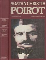 LN- POIROT - AGATHA CHRISTIE - MONDADORI -- 1a ED. - 1985 - C - YFS634