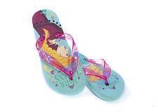 Girls Boys Disney Avengers Frozen Mickey Minnie Flip Flop Children Size UK6-1