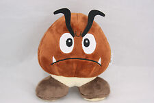 Super Mario Bros Goomba Plush Doll Soft Toy 5 inch US shipping