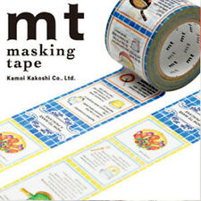 MT Washi Masking Deco Tape EX Recipe Design