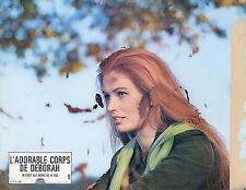 IDA GALLI   L'ADORABLE CORPS DE DEBORAH 1968 VINTAGE LOBBY CARD N°3