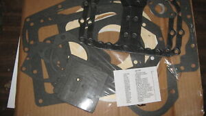 Complete Gasket Set Q12N for VH4D, W41770  Wisconsin Engine