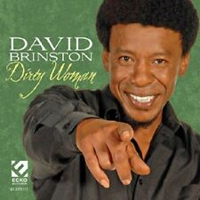 David Brinston - Dirty Woman - New Factory Sealed cd