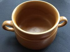 Denby Langley Canterbury open Soup/Sugar/Preserve Dish Originl Langley Backstamp