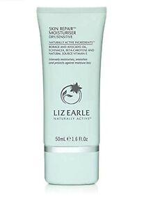 Liz Earle Skin Repair Moisturiser Dry/Sensitive 50ml Foil Sealed Tube
