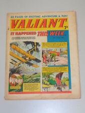 VALIANT 19TH JUNE 1965 FLEETWAY BRITISH WEEKLY COMIC*