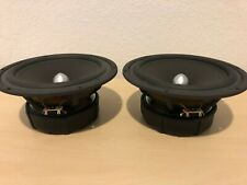 "Seas EXCEL W22NY001 (E0045) 8"" Nextel Cone Woofer - 1 pair"