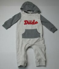 Infant Baby Boys 9 months Carter's Little Dude Outfit