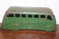 "VINTAGE 1930'S MARX LUMAR BUS LINES ""BUS"""