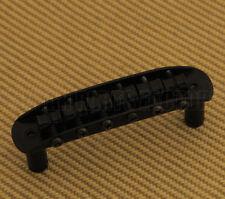 SB-0223-003 Black Bridge for Fender Mustang® Guitar & Jaguar/Jazzmaster
