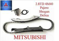 Mitsubishi Pajero Shogun  & Delica 2.8 Diesel 1991-99 4M40 Timing Chain Kit