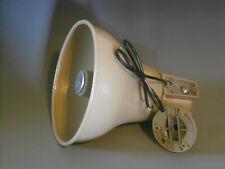 Bogen Ah5A loudspeaker horn, self-amplified, 5 Watts, brand new, mocha