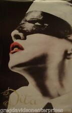 Madonna 23x35 Dita Close Up Poster 1992