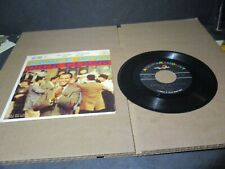 DANCE WITH DICK CLARK  Volume 2  45  Record PICTURE SLEEVE A834 PL