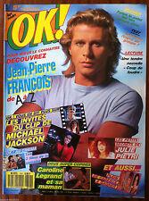 Ok Magazine n°710; JP François/ Julie Piétri/ Caroline Legrand/ Michael Jackson