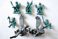 Oritet Elves and Griffins, Fantasy Plastic Toy Soldiers from Russia, 54mm, RARE