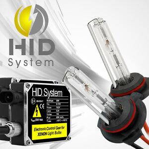 H1/H3/H4/H7/H11/H13/9004/9005/9006/9007/5202/880 35W Xenon HID Conversion Kit