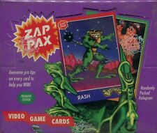 Zap Pax Factory Sealed Hobby Box 36 Packs