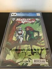 Harley Quinn #30 Conner Variant CGC 9.8 DC Comics
