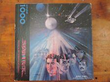 Star Trek puzzle 1993 1000 pc. unopened bag in original box