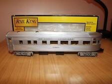 Ab122: MTH O Gauge Reading Company 0-27 Observation Car 30-6133E - Exc/Boxed