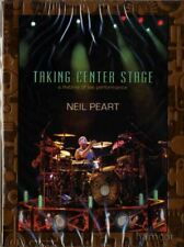 Neil Peart Taking Center Stage 3 DVD Set A Lifetime of Live Drum Performances
