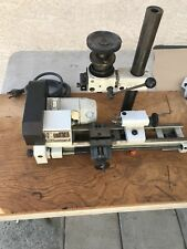 emco unimat 3 Mini Lathe With Tools And Attachments