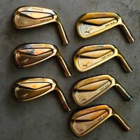 Mizuno MP-64 Custom Chromatic Copper Finish (4-Pw Heads Only)