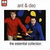 The Essential Collection, Ant & Dec / PJ & Duncan, New Double CD