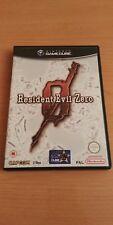 Resident Evil Zero Gamecube PAL