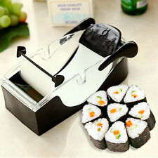 Sushi Roller Cutter Machine Kitchen Gadgets Magic Maker Perfect Roll DIY Tool GR