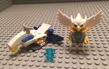 NEW / Lego Chima 30250 / Ewar's Acro Fighter / Polybag / White Bird Man