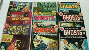 The Witching Hour-Ghosts-14 Book Lot
