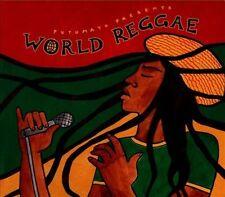 Putumayo Presents: World Reggae [Digipak] by Various Artists (Cd, Aug-2013,.
