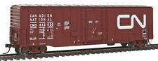 Atlas HO Scale Canadian National NSC 5277 PD Box Car NEW 20002677