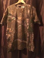 REAL Tree T-Shirt Esercito Caccia Mimetico