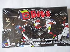 QBits,  Mathematical Game of Strategy and Tactical Thinking, New and Sealed.