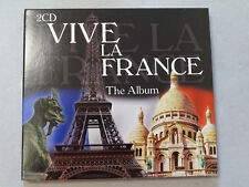 Vive La France - 2 CD The Album -  * Best of France * - CD